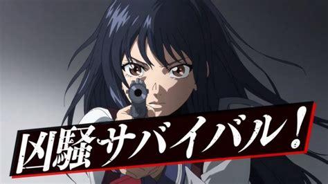 High Rise Invasion Dapatkan Adaptasi Anime Di Netflix