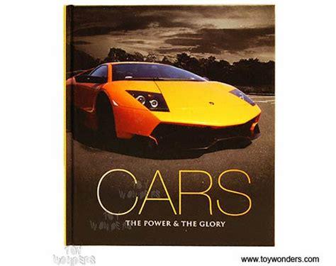 book cars  power  glory  bluered press