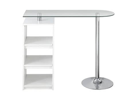 table bar de cuisine conforama table de bar conforama