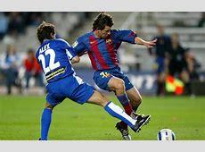 Comparing Lionel Messi and Cristiano Ronaldo's