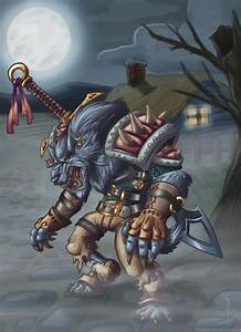 World of Warcraft Worgen Warrior Here are some of the best ...