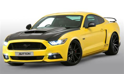 New Mustang 700 Hp by Ford Mustang 700 Hp Powerkit And Kit By Sutton