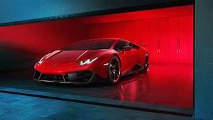 Red Lamborghini Widescreen HD Wallpaper 59985 3840x2160 px ...