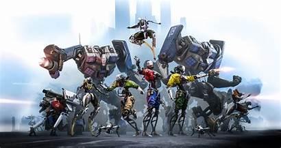 Robo Recall Virtual Games Wallpapers Qhd Backgrounds