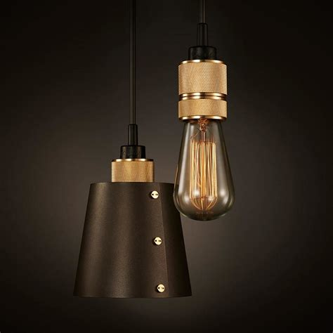 buster punch industrial design lighting fixtures