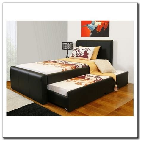 with bed pull out pull out bed frame selections homesfeed