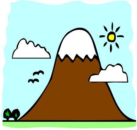 Montaña animada Imagui