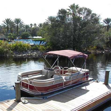 Pontoon Boat Rental Orlando by Boating At Disney World Build A Better Mouse Trip
