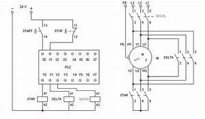 Plc Program For Star Delta Motor Starter Instrumentation Tools
