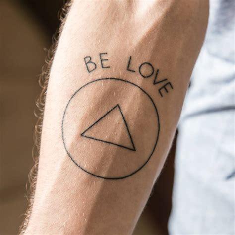 jason mraz inspired  love tattoo