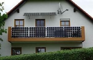 Mini Solaranlage Balkon : das balkon kraftwerk ikratos solar und energietechnik gmbh pressemitteilung ~ Orissabook.com Haus und Dekorationen
