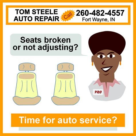 steele tom service tire pro broken call seat adjustment dial fix problems right