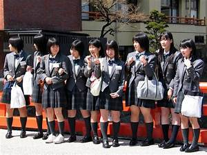 The japanese school uniform, and the story behind it ...