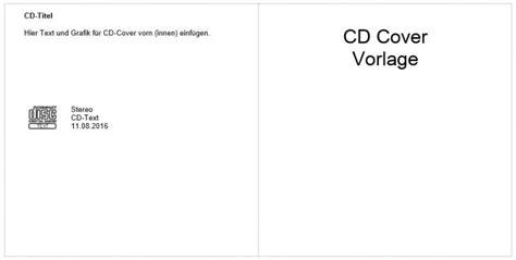cd cover vorlagen fuer word und corel draw