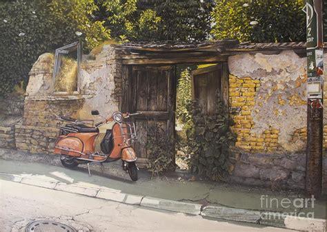 next door painting door painting by bekim mehovic