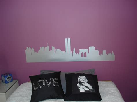 chambre marilyn déco chambre marilyn