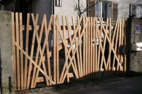 cuisine contemporaine en bois massif portail bois sur mesure hegenbart