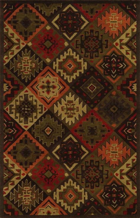 southwestern area rugs rizzy rugs southwest southwestern lodge area rug