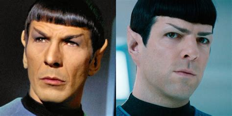 zachary quinto star trek star trek 15 things you need to know about spock