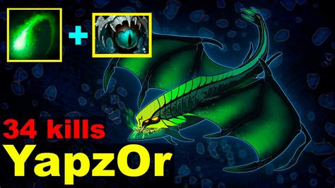 yapzor viper 7 02 carry best build pro gameplay highlights dota 2 2017 youtube
