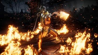 4k Kombat Mortal Wallpapers Desktop Background Gameranx