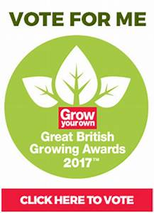 Great British Growing Awards 2017