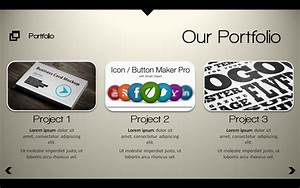 interactive powerpoint template by bluemonkeylab With interactive powerpoint presentation templates