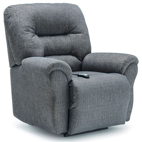 Space Saver Recliner by Best Home Furnishings Unity Casual Power Space Saver