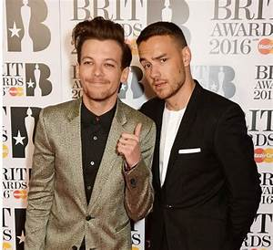 Louis Tomlinson and Liam Payne Take On The Brits as One ...