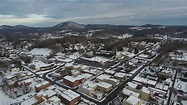 Lenoir, North Carolina after Snow Storm (12-10-2018 ...
