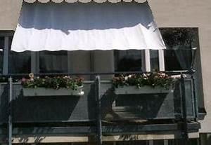 Balkon komplettmontageset ii fur balkone ohne dach for Whirlpool garten mit balkon ohne dach regenschutz