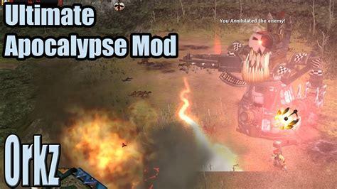 Dawn Of War Ultimate Apocalypse Mod 8 Player Ffa Skirmish