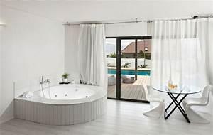 Gardinen Für Badezimmer : coole gardinen ideen f r sie 50 luftige designs f rs ~ Michelbontemps.com Haus und Dekorationen