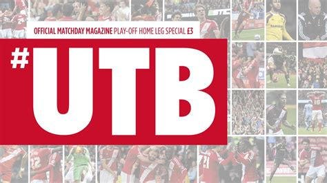 Middlesbrough FC launch UTB, new-look matchday programme ...