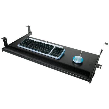 tiroir clavier sous bureau tiroir à clavier