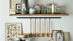 Astuce Rangement Cuisine Pas Cher : rangements pratiques pour la cuisine c t maison ~ Melissatoandfro.com Idées de Décoration