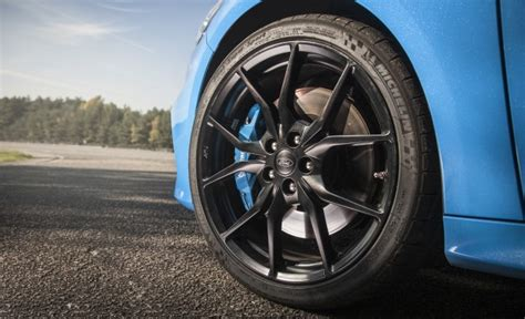 genuine ford focus rs mk forged alloy wheel focus mk