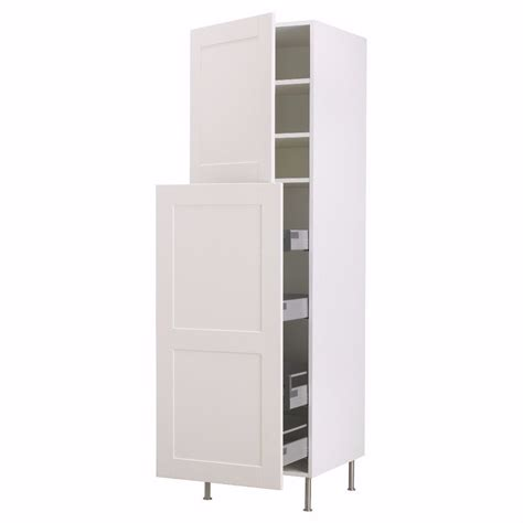 tall cabinet with shelves ikea tall free standing kitchen pantry white cabinet