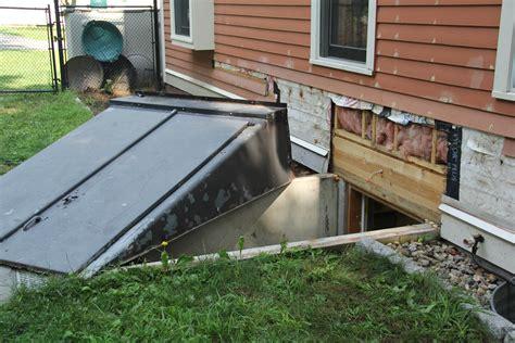 bilco basement doors powder coated bilco basement door