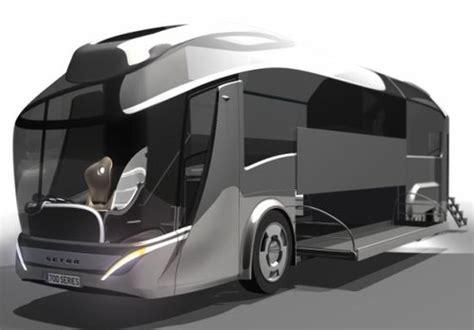 Future Transportation Buses