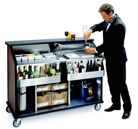 Portable Bar by Lakeside Manufacturing 889 Portable Bar Ckitchen