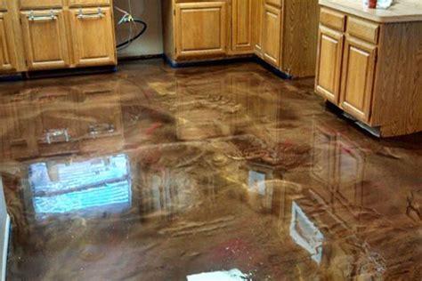 Poured Resin Flooring Uk