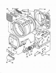 Kenmore Gas Dryer Wiring Diagram