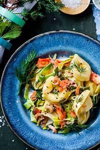 Dillsauce Einfach Schnell : one pan pasta norge mit lachs krabben und dill ganz ~ Watch28wear.com Haus und Dekorationen