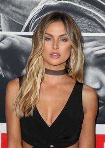 LALA KENT at Den of Thieves Premiere in Los Angeles 01/17 ...