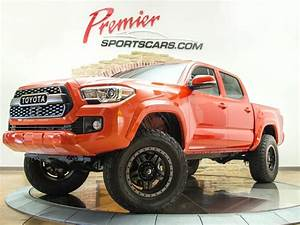 2017 Toyota Tacoma Trd Sport For Sale In Springfield  Mo