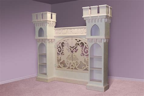 Custom Castle Beds   Traditional   Kids   New York   by