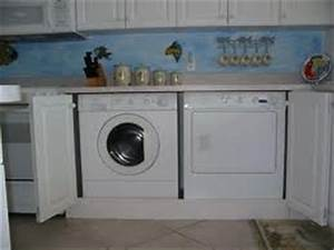 Washers and dryers under counter washer and dryer for Under cabinet washer and dryer