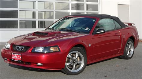 sold  ford mustang gt convertible preview  valley