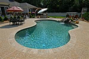 exposed aggregate around pools search pools colors exposed aggregate